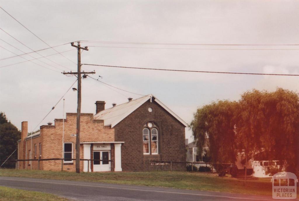 RSL and Former Temperance Hall, Mortlake, 2011