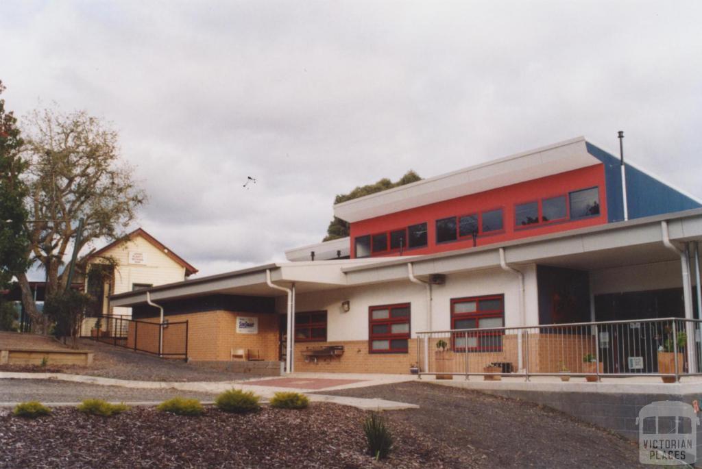 Old and New School Buildings, Upper Plenty, 2011