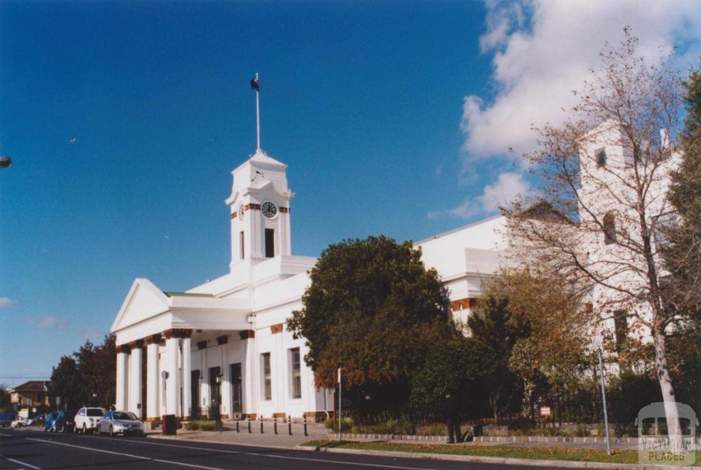 Town Hall, Caulfield, 2011