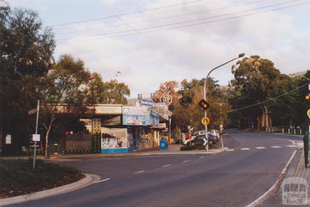 Corner Shops, The Basin, 2011