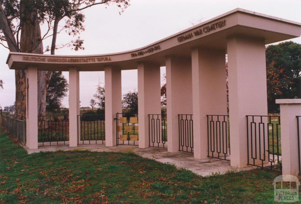 German War Memorial, Tatura