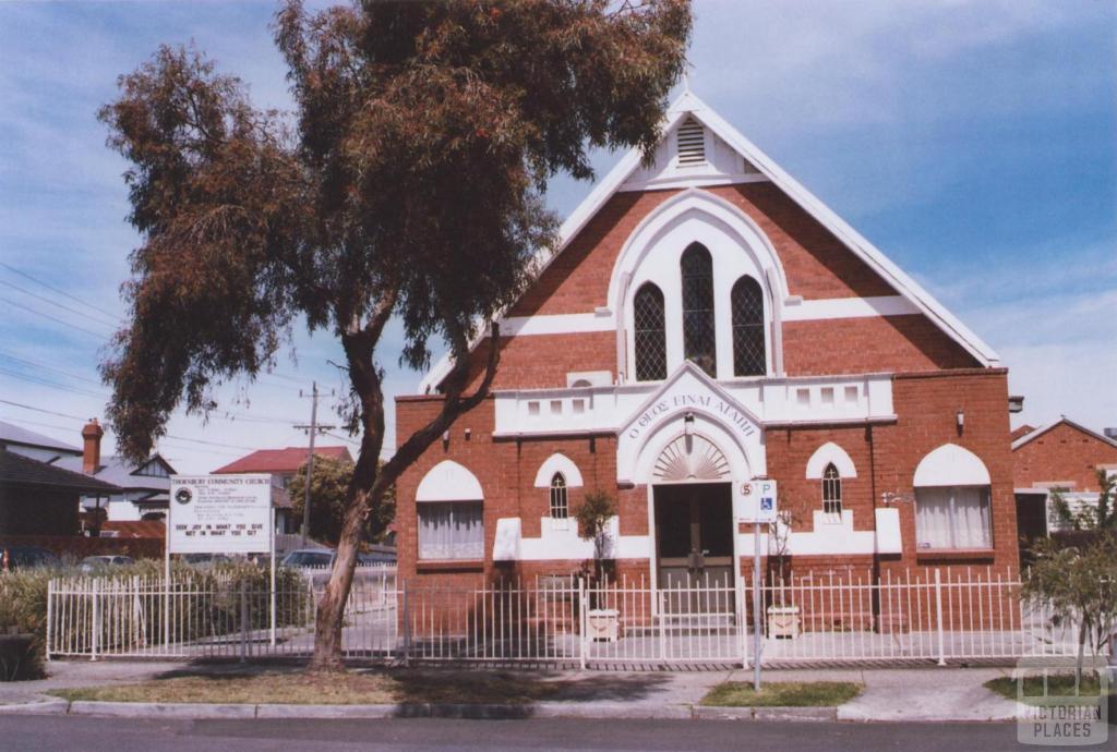 Greek Community Church, Thornbury, 2012