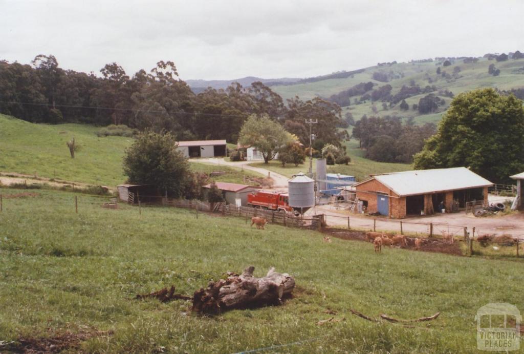 Farm, Allambee South, 2012
