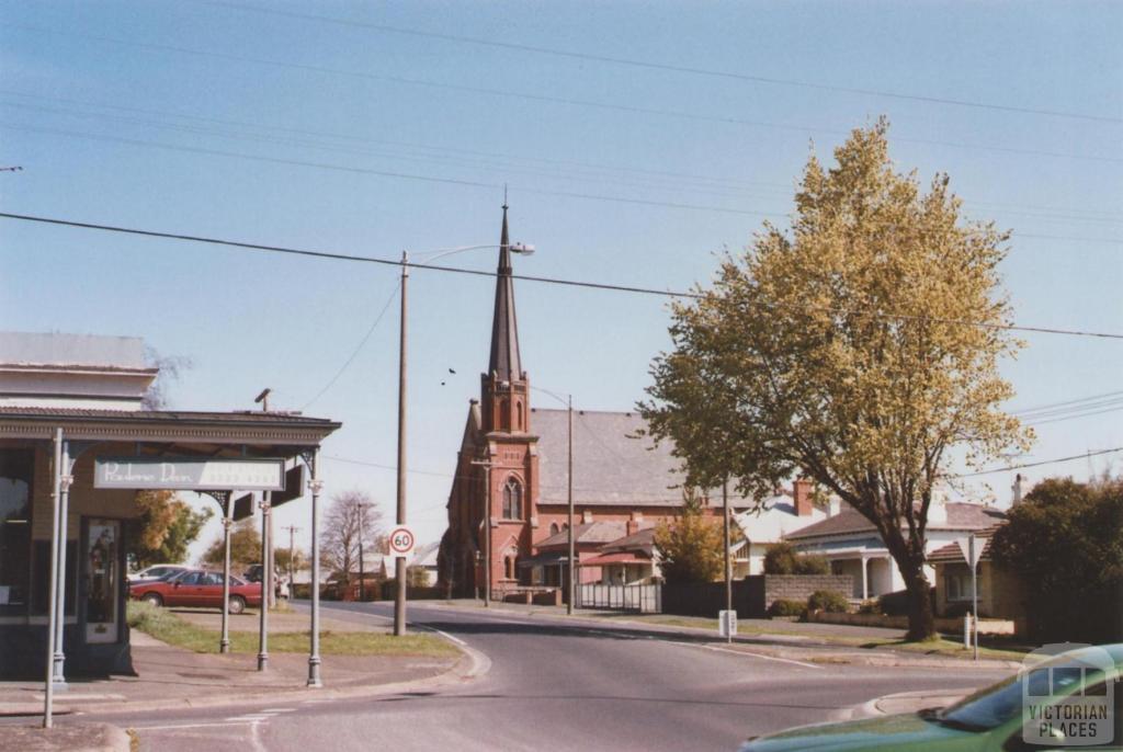 Presbyterian Church, Soldiers Hill, 2012