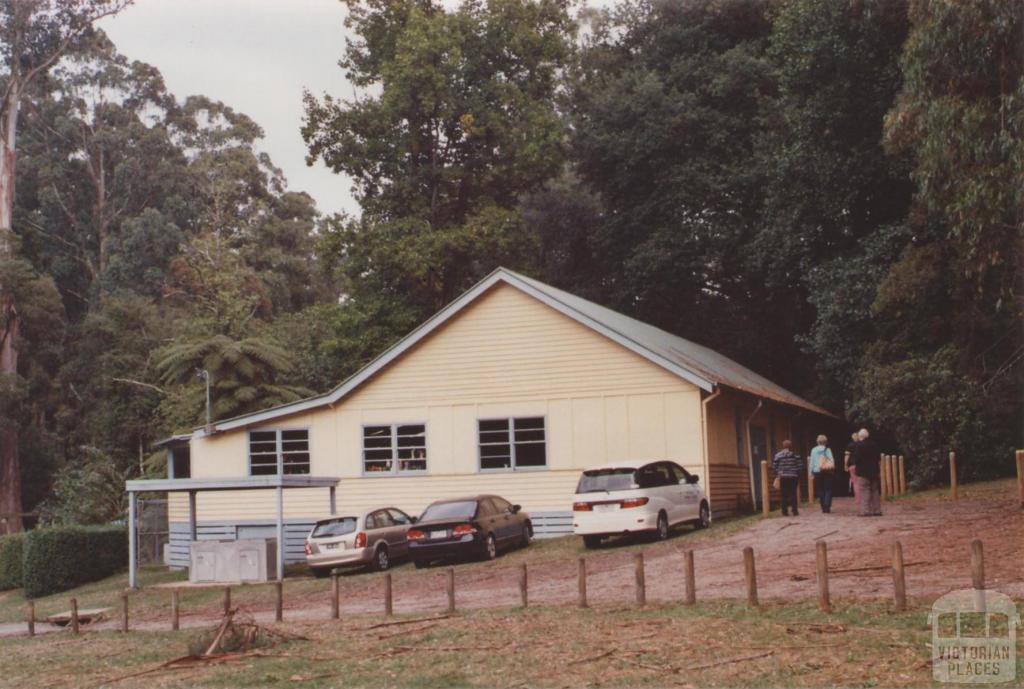 Hall, Ferny Creek, 2013