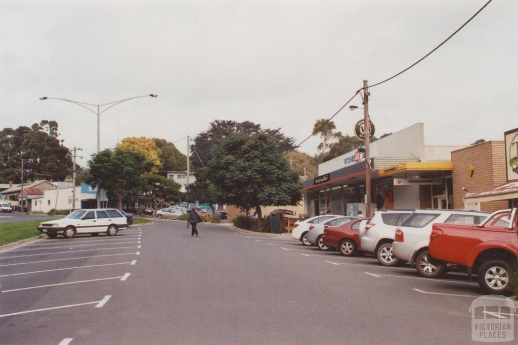 Main Street, Timboon, 2013