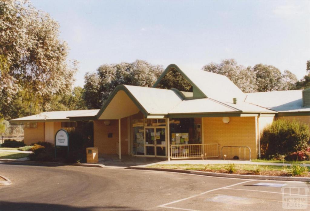 Community Centre, Baranduda, 2006