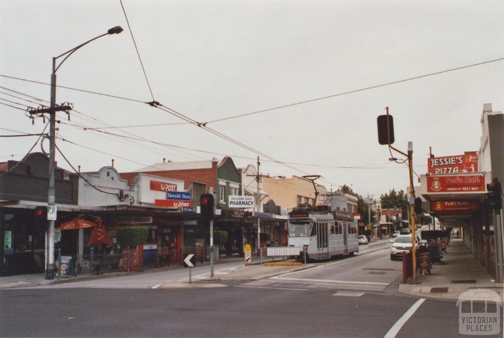 Waverley Road & Darling Road, Malvern East, 2011