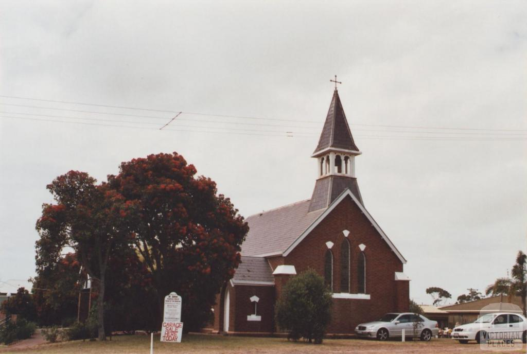 Church of England, Portarlington, 2012