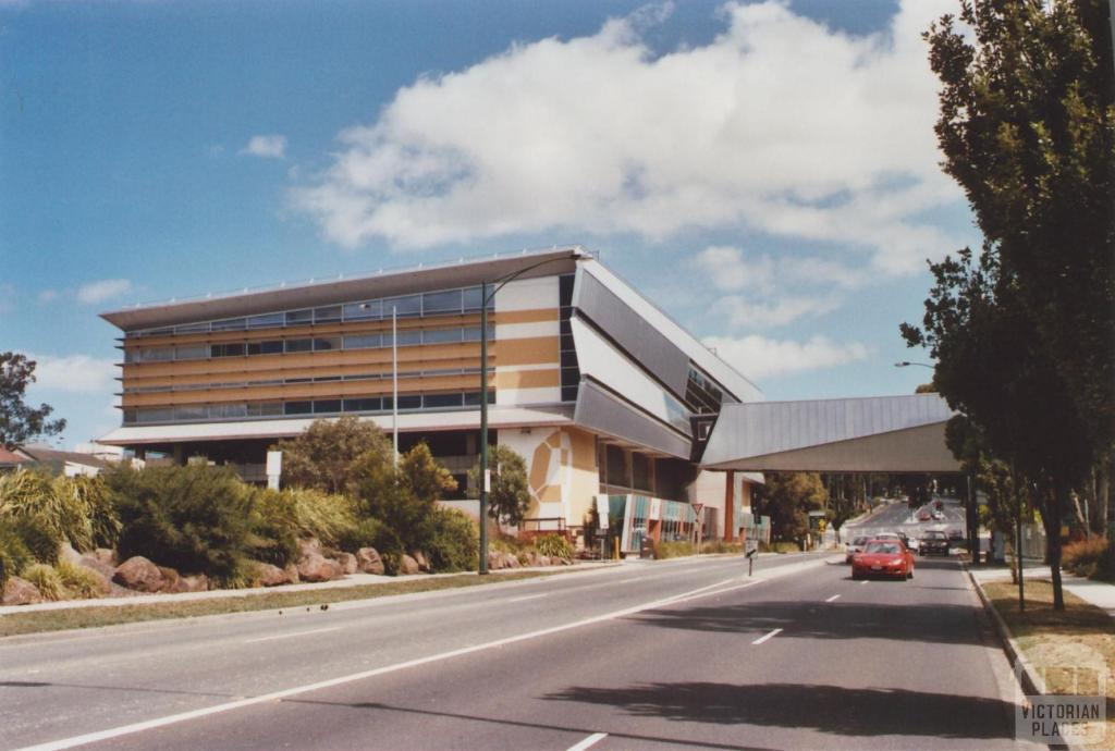 TAFE, Box Hill, 2012
