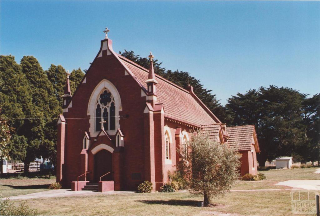 Catholic Church, Romsey, 2012