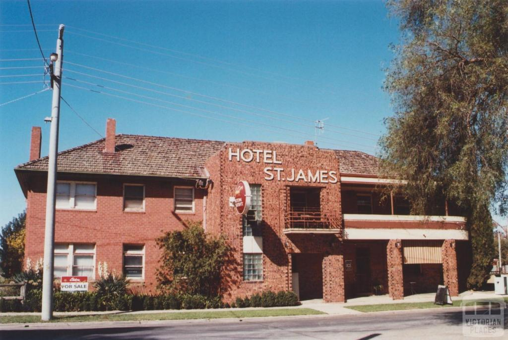 Hotel St James, 2012
