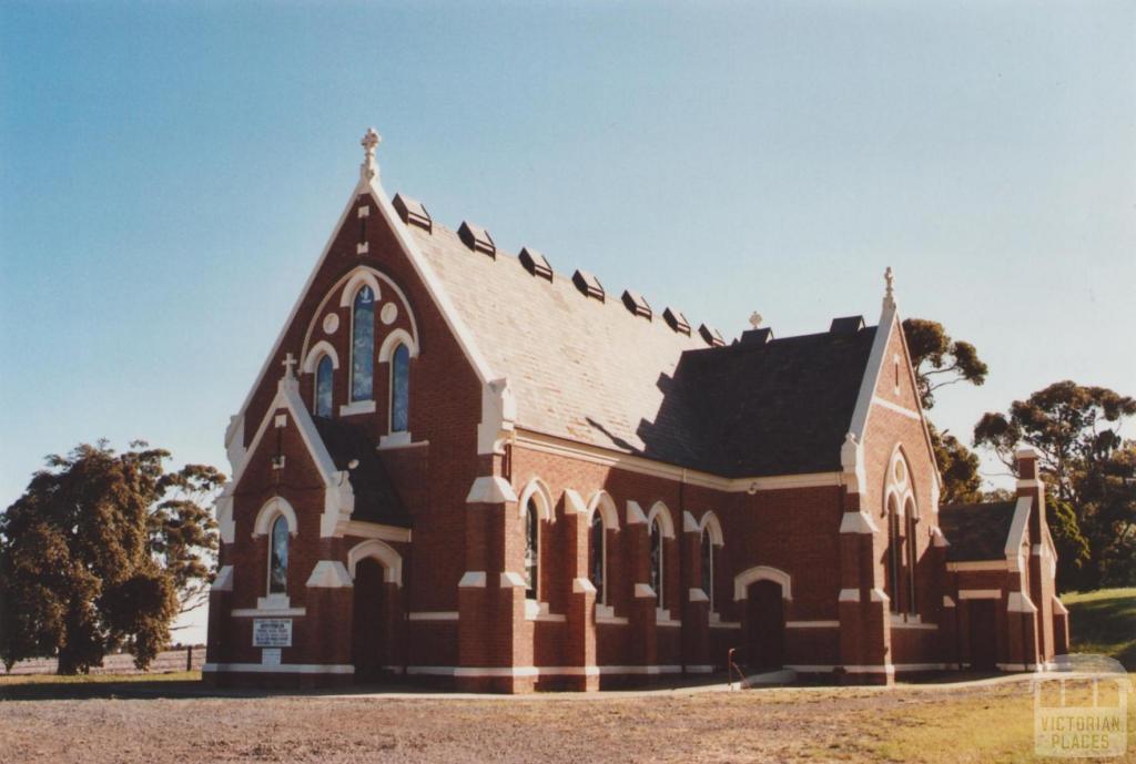 Catholic Church, Dookie, 2012