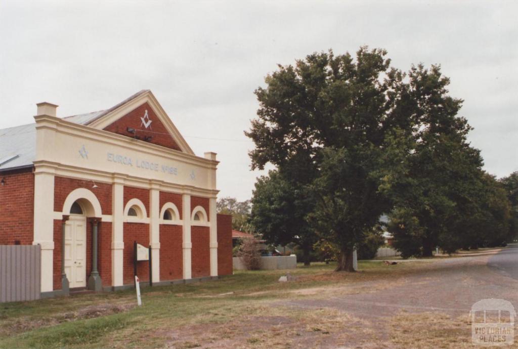 Masonic Temple, Euroa, 2012