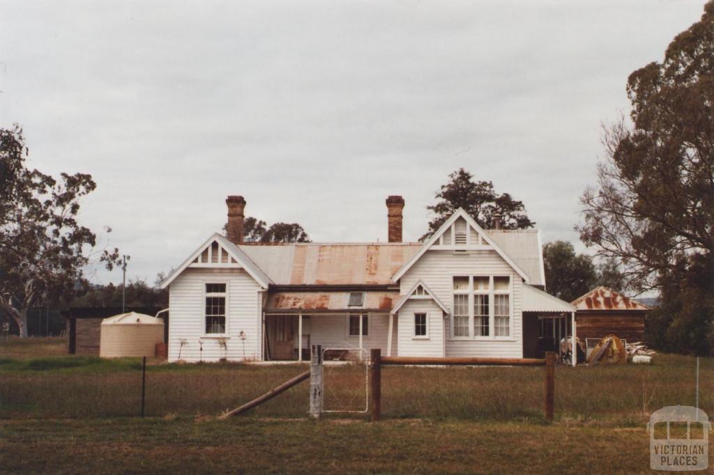 Former school, Balmattum, 2012