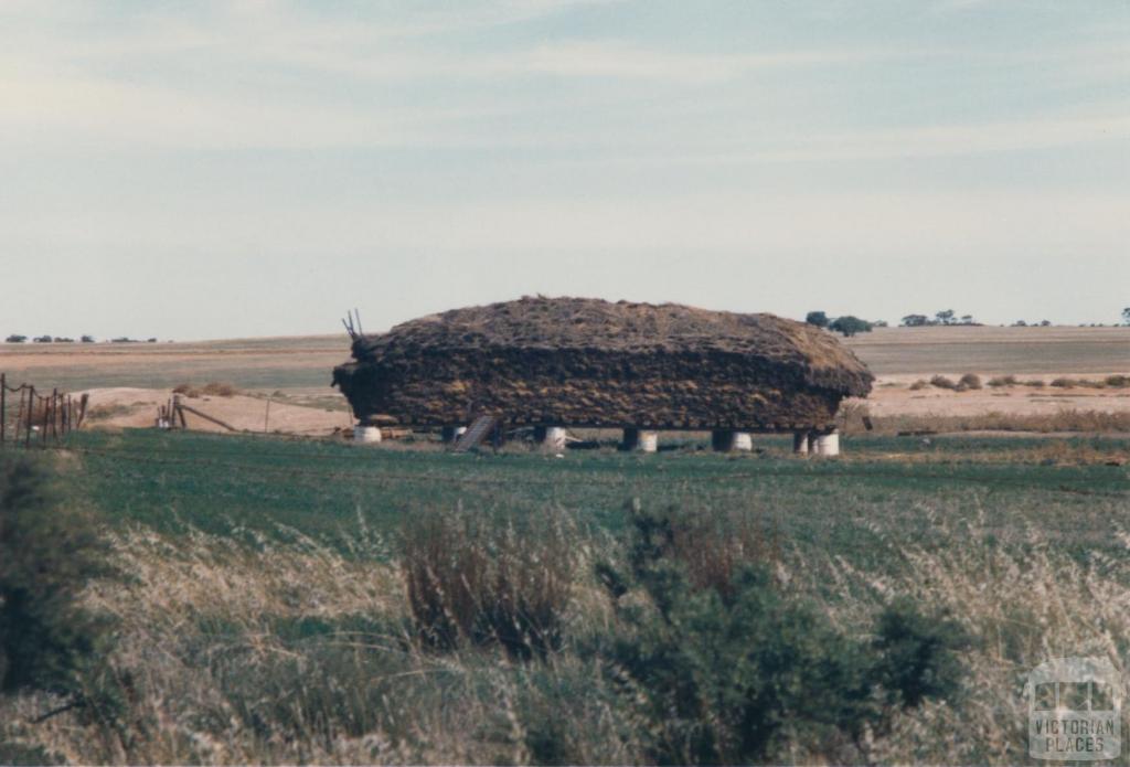 Hay, Galah, 1980