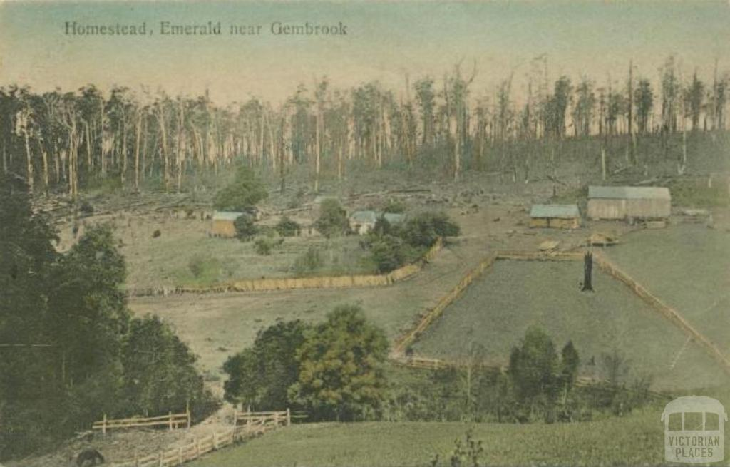 Homestead, Emerald near Gembrook