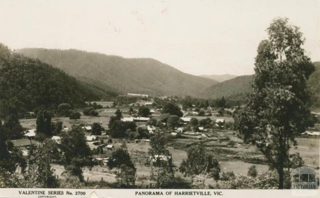 Panorama of Harrietville
