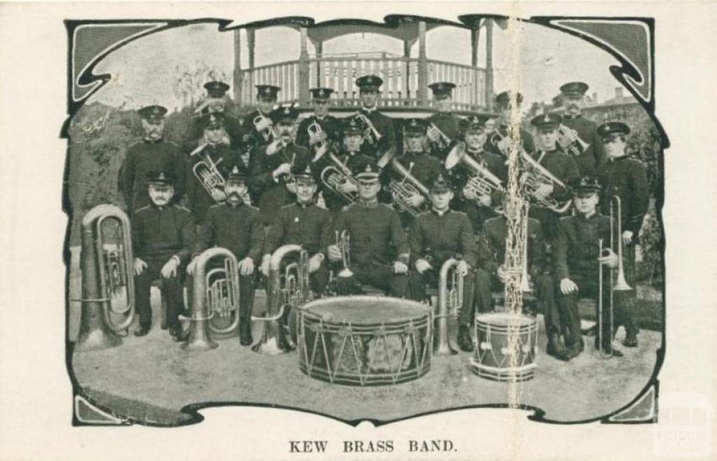 Kew Brass Band