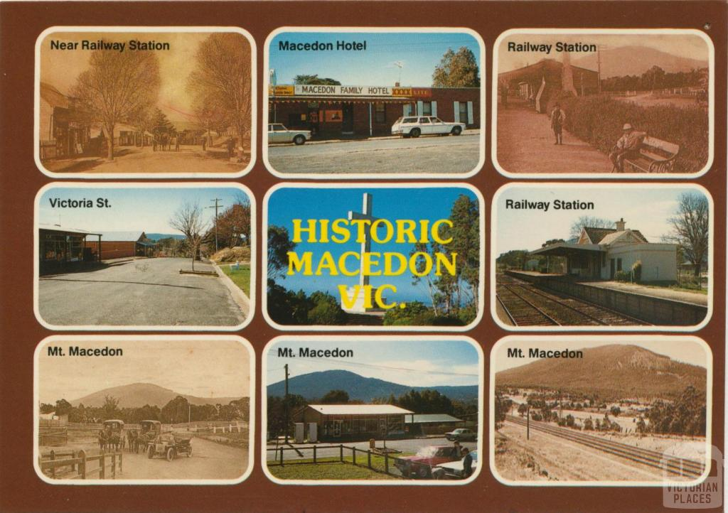 Historic Macedon, 1993