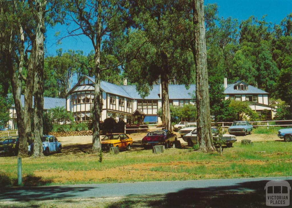 Elkanah Christian Community, Marysville, 1992