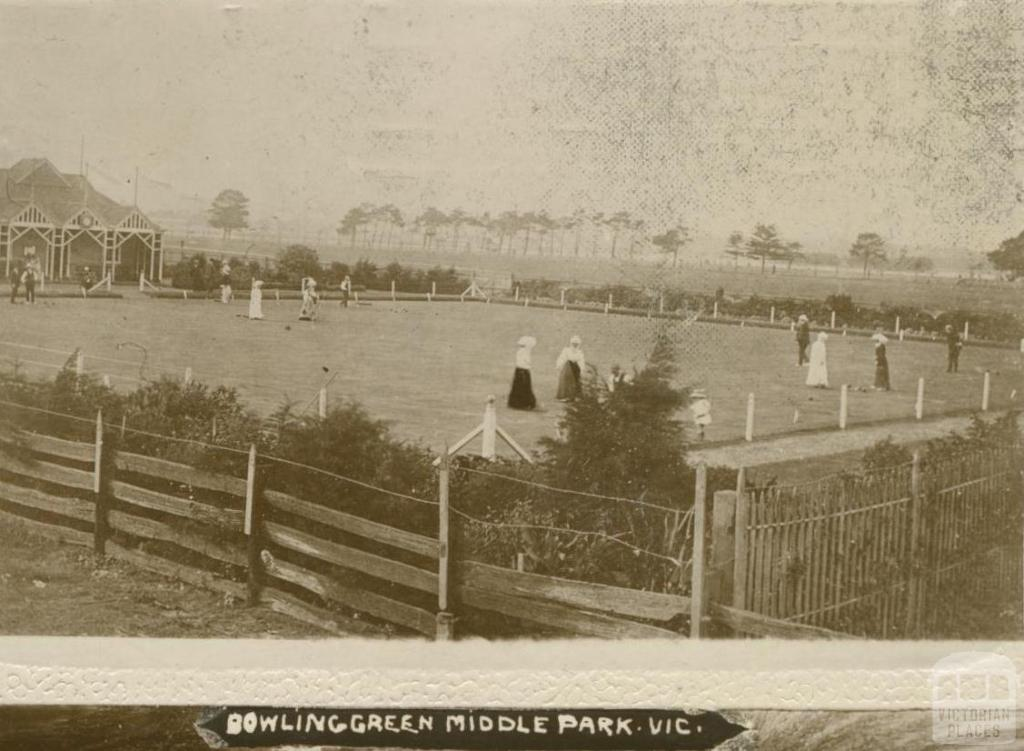 Bowling Green, Middle Park