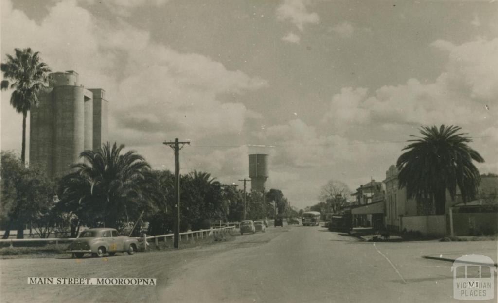 Main Street, Mooroopna