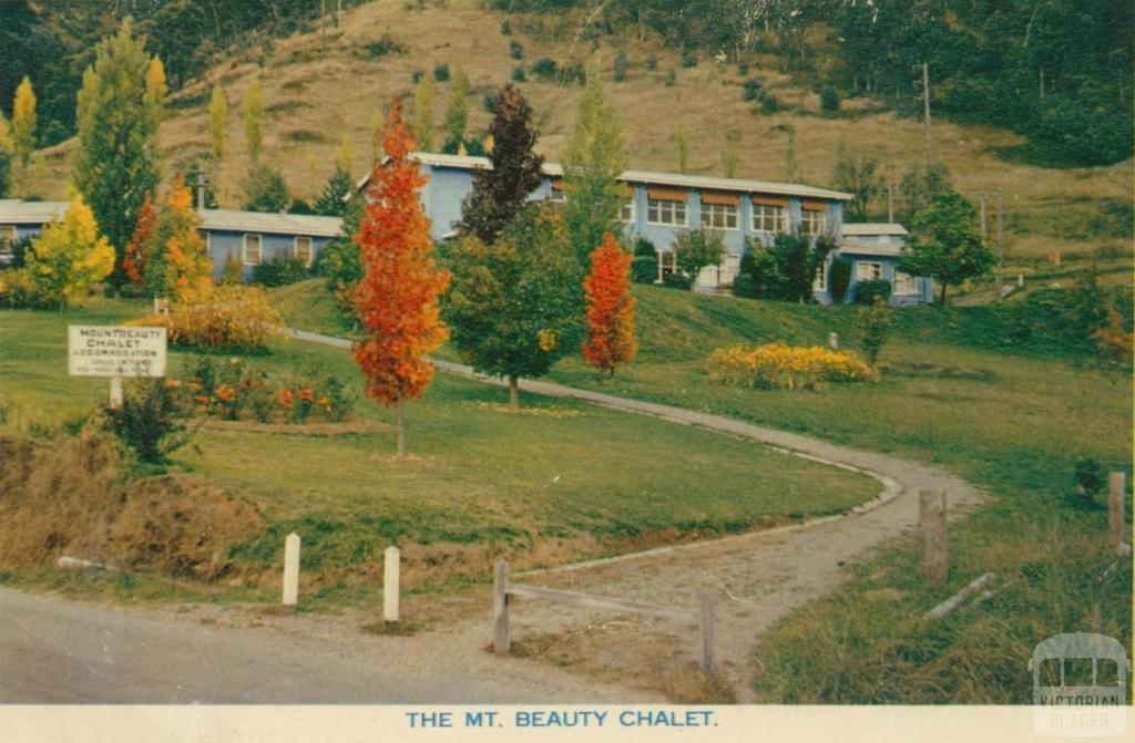 The Mount Beauty Chalet