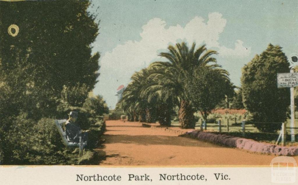 Northcote Park, Northcote
