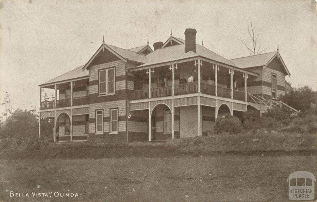 Bella Vista, Olinda