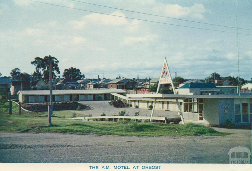 The A.M. Motel at Orbost