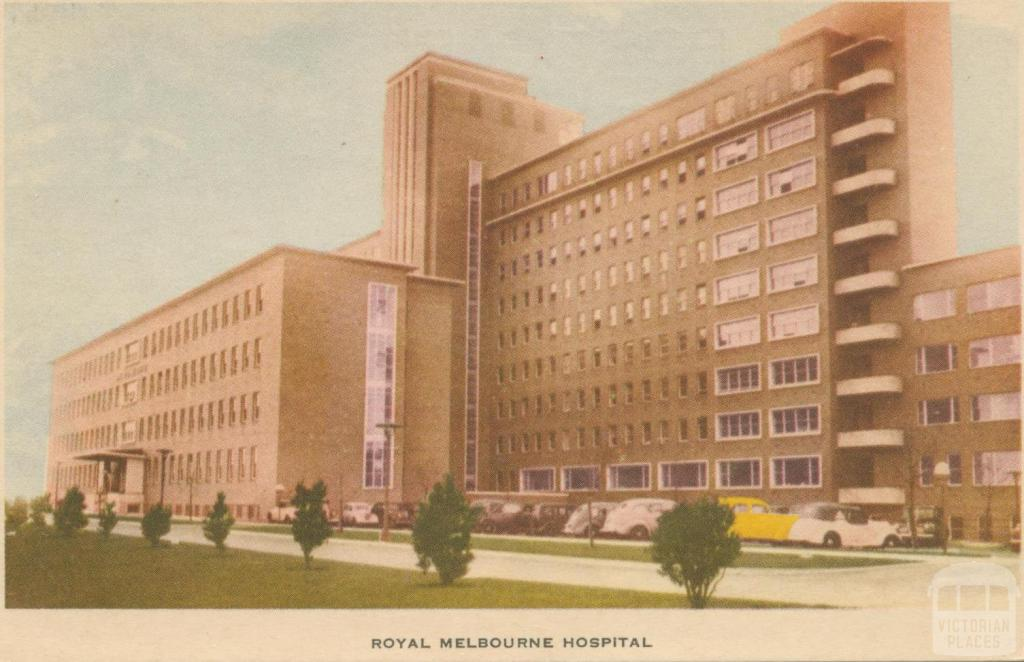 Royal Melbourne Hospital, Parkville
