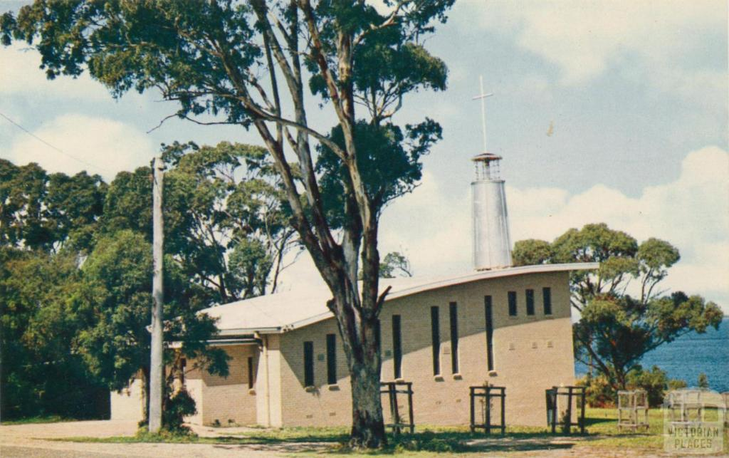 St Peter's-By-The-Lake Church of England, Paynesville