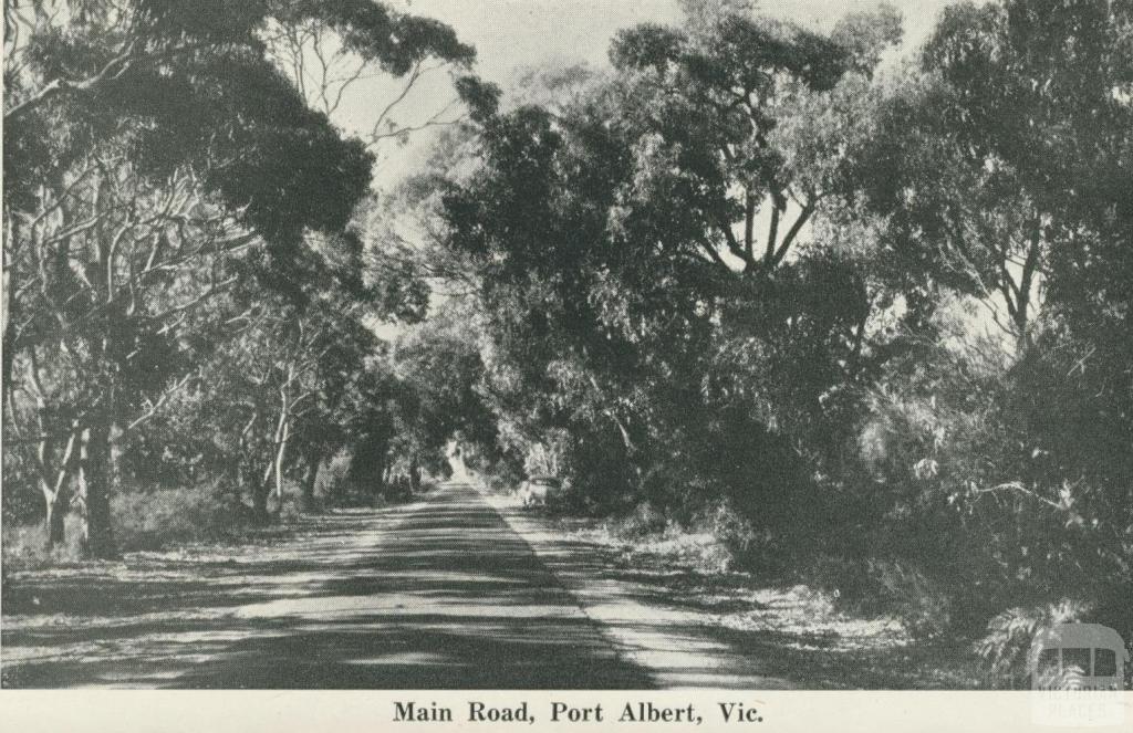 Main Road, Port Albert