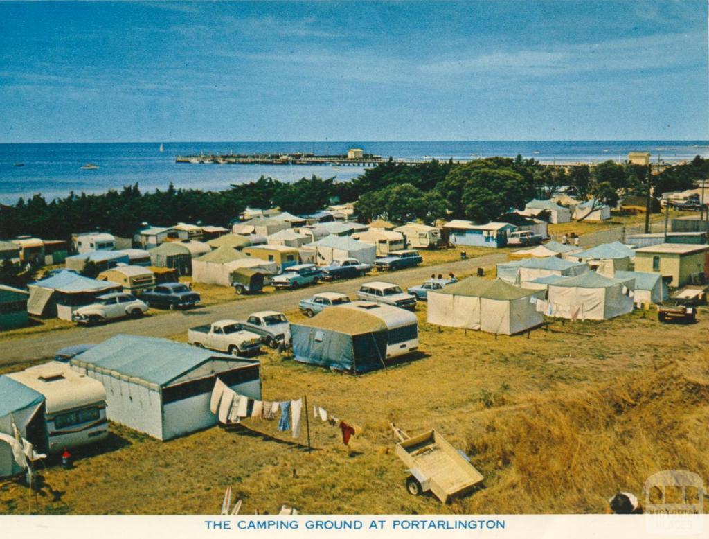 The Camping Ground at Portarlington