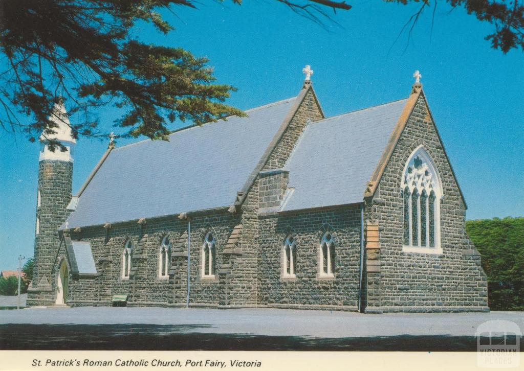 St Patrick's Roman Catholic Church, Port Fairy
