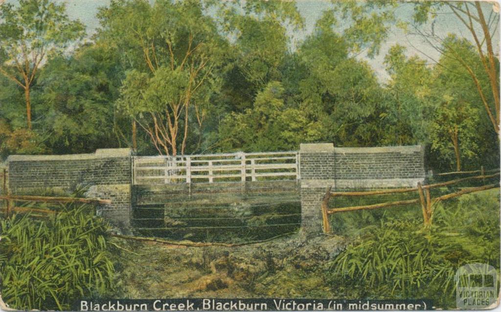 Blackburn Creek