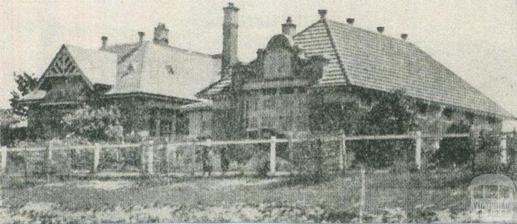 Bruthen State School, 1948