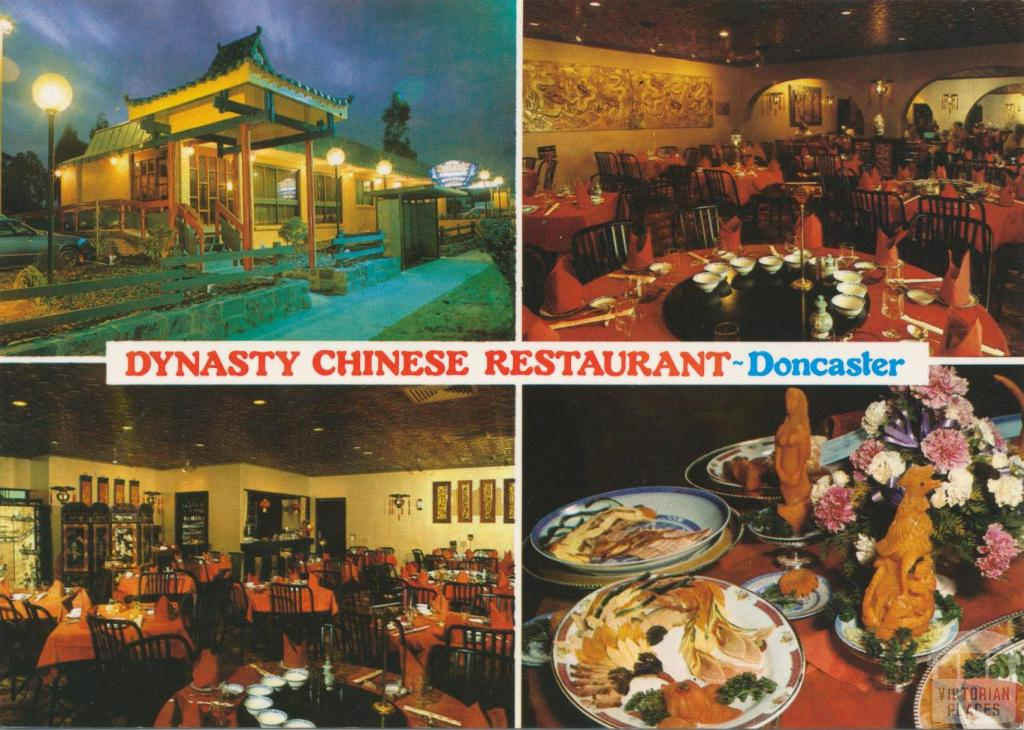 Dynasty Chinese Restaurant, Doncaster