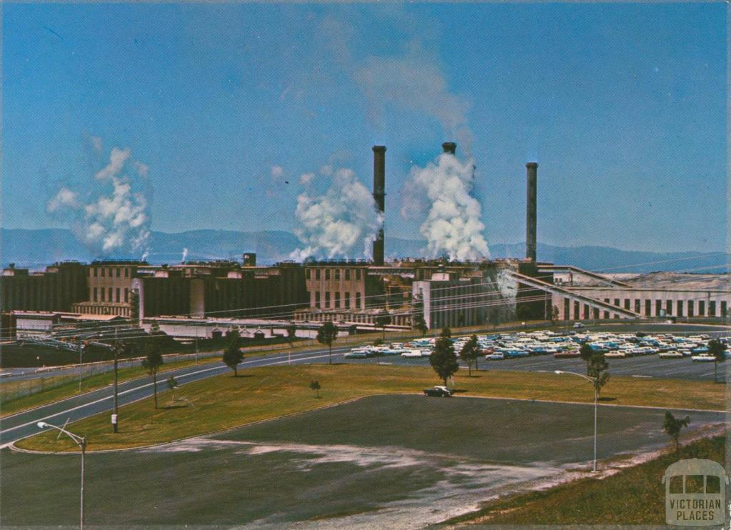 Morwell Power Station