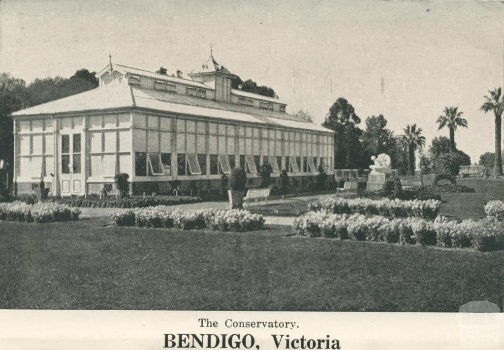 The Conservatory, Bendigo