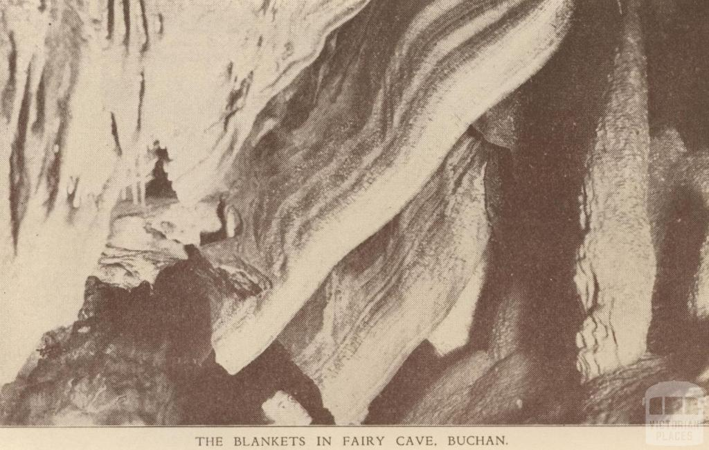 The Blankets in Fairy Cave, Buchan