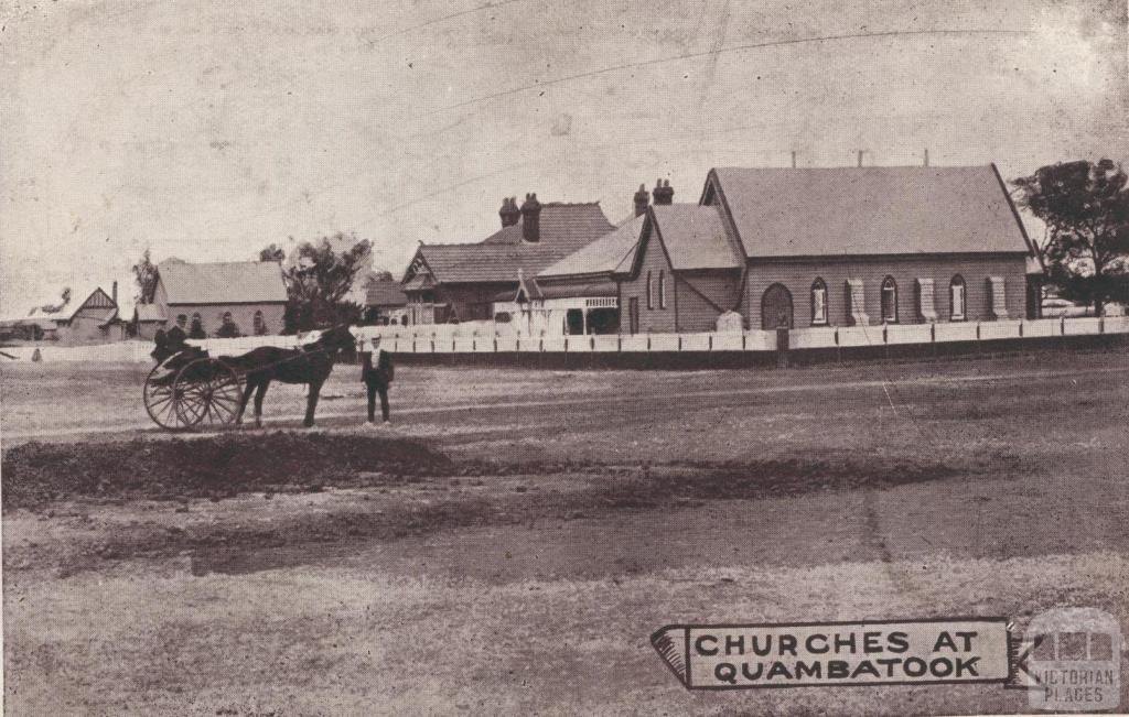 Churches at Quambatook