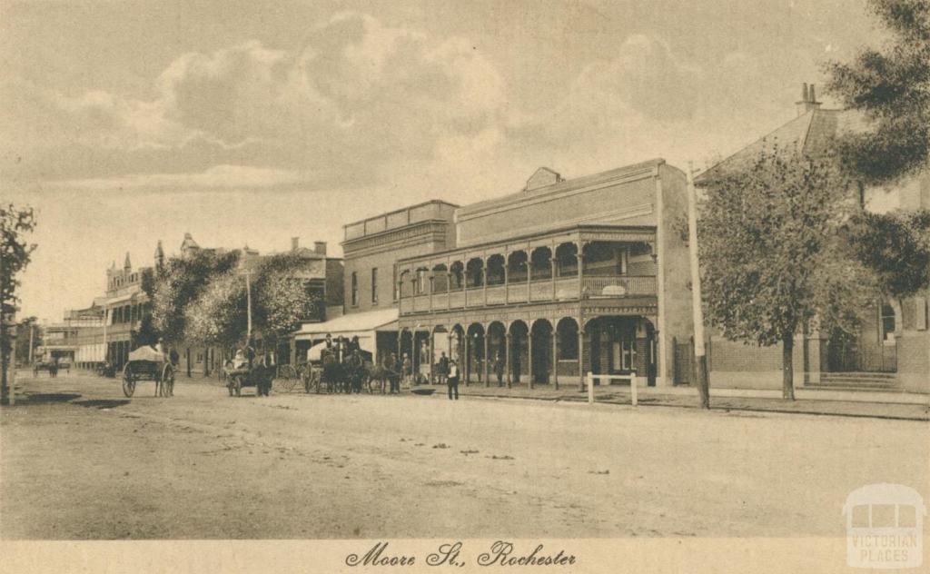 Moore Street, Rochester