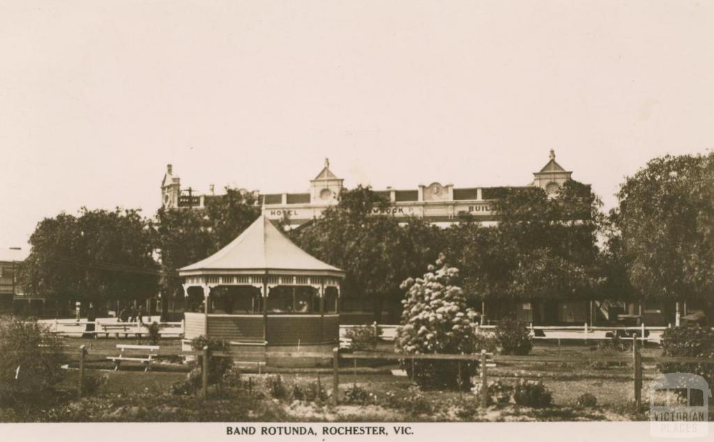 Band Rotunda, Rochester