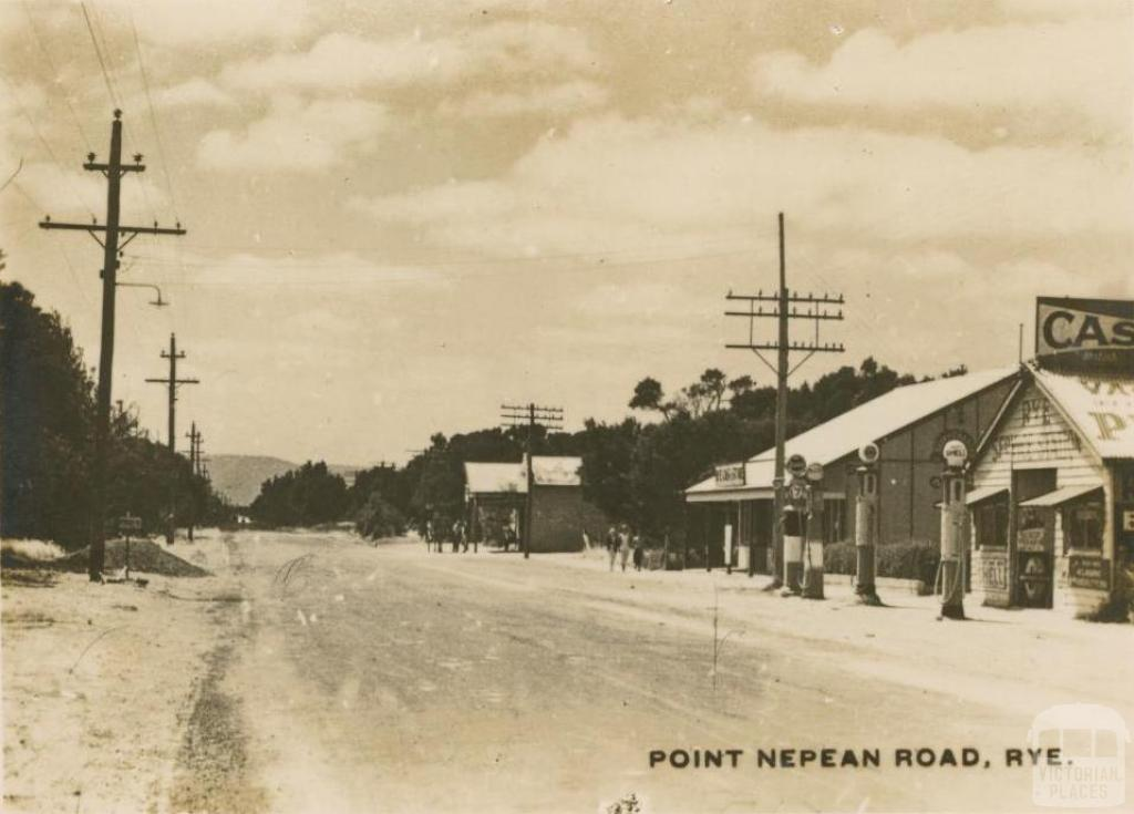 Point Nepean Road, Rye