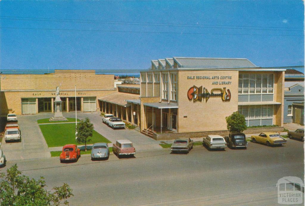 The Civic Centre, Sale