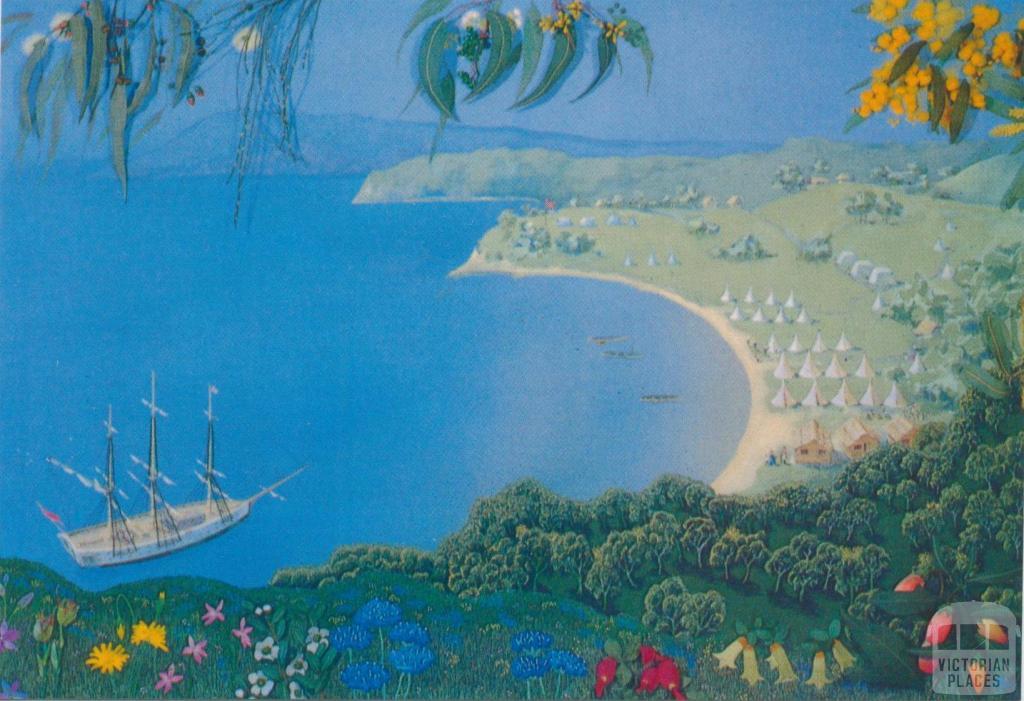 The Sullivan Bay Embroidery, 1988