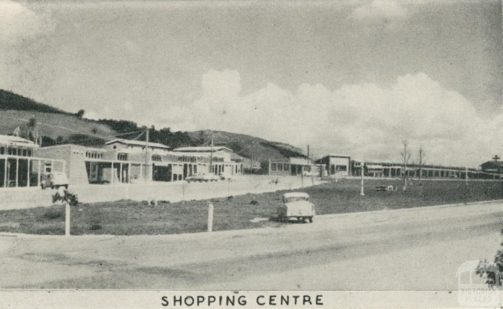 Shopping Centre, Tallangatta
