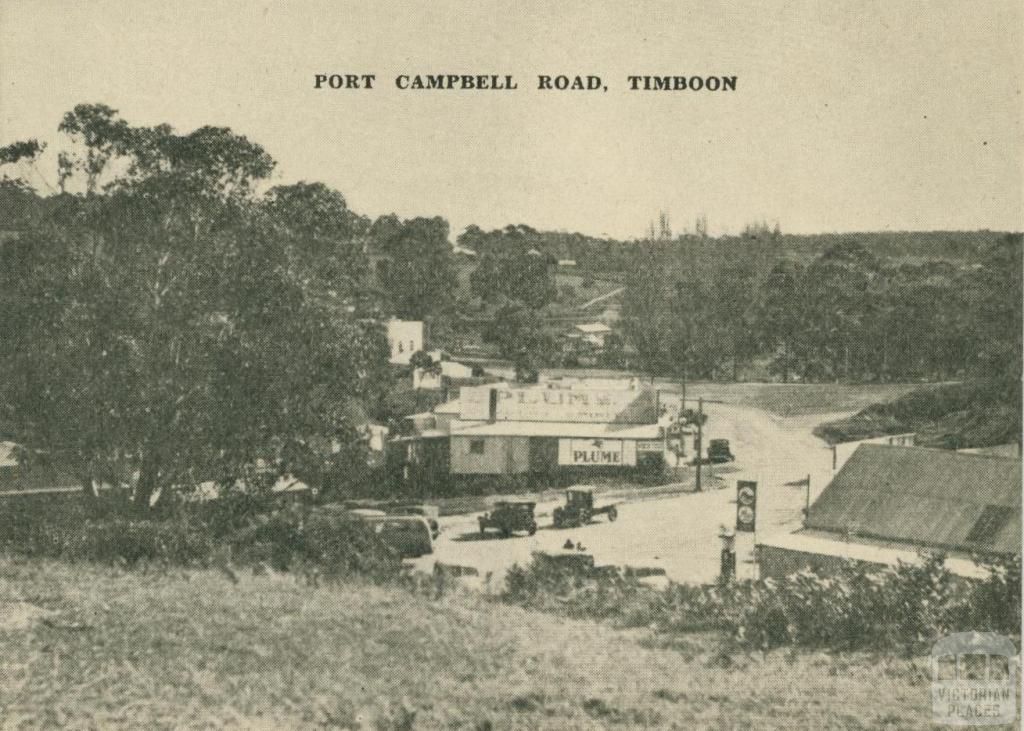 Port Campbell Road, Timboon